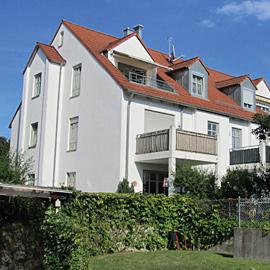 Ausburg - Wohnanlage